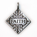seminary graduation awards faith pendant